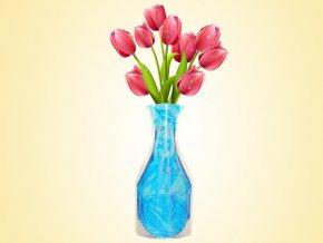 Skládací váza dekor č.12 AKCE