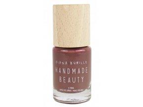 Handmade Beauty Lak na nehty 5-free (10 ml) - Fig