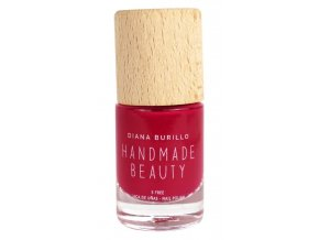 Handmade Beauty Lak na nehty 5-free (10 ml) - Strawberry