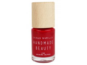 Handmade Beauty Lak na nehty 7-free (11 ml) - Cherry