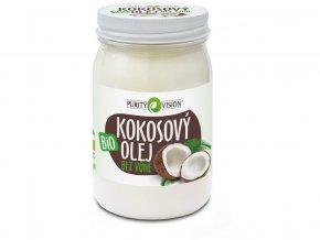 Bio Kokosový olej bez vůně 420ml