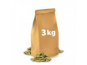 Vřetena Hrachová 100% 3kg