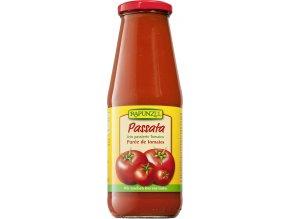 Bio passata: drcená rajčata RAPUNZEL 680 g