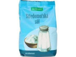 Středomořská sůl nerafinovaná bio*nebio 500 g