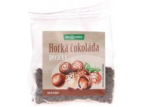 Bio pecičky z hořké čokolády bio*nebio 100 g
