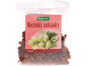 Bio rozinky sultánky bio*nebio 150 g