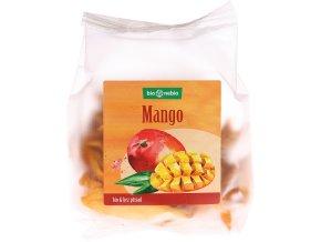 Bio sušené mango plátky bio*nebio 80 g