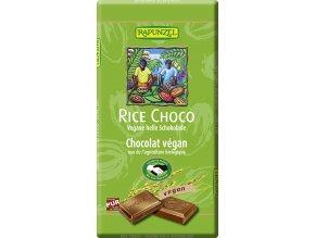 Bio rýžová čokoláda RAPUNZEL 100 g