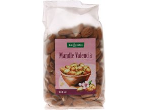 Bio mandle VALENCIA bio*nebio 400 g