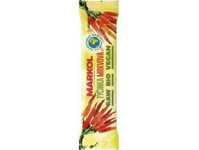 Bio mrkvová raw tyčinka Markol 40 g