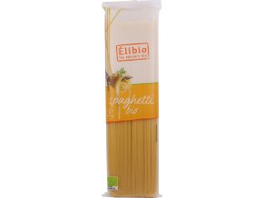 Bio špagety semolina Elibio 500 g