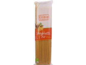 Bio špagety polocelozrnné Elibio 500 g