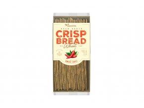 Pšeničný křehký chléb s chilli - Danvita 130g