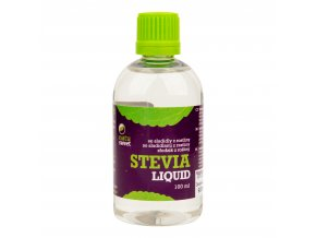 Sladidlo ze stevie liquid 100 ml   NATUSWEET