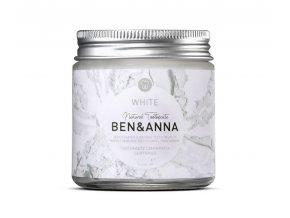 Ben & Anna Zubní pasta proti zbarvení zubů (100 ml)