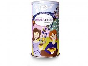 Bio Lavandoffee - káva s levandulí 100% Arabica 150g
