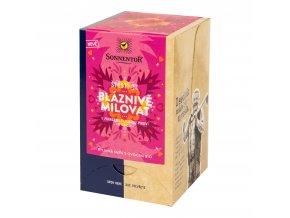 Čaj Bláznivě milovat 36 g BIO SONNENTOR