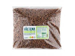 Těstoviny vřetena špaldovo-pohanková 5kg BIO COUNTRYLIFE