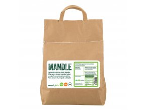 Mandle 5 kg BIO COUNTRY LIFE
