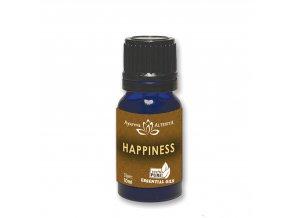 Štěstí 100% směs esenciálních olejů 10 ml Altevita