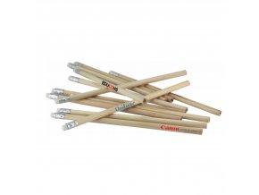Kulatá tužka s gumou Čisté Dřevo