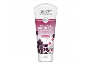 Sprchový gel Natural Superfruit 200 ml Lavera