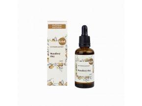 Kvitok Mandlový olej (50 ml)