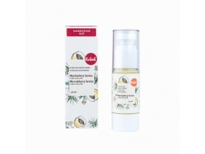 Kvitok Noční meruňkový krém pro citlivou pleť (30 ml)
