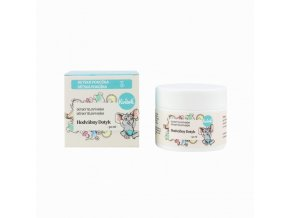 Kvitok Dětský tělový krém Hedvábný dotek (50 ml)