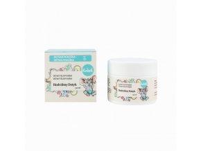 Navia Dětský tělový krém Hedvábný dotek BIO (50 ml)