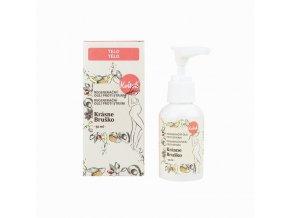 Kvitok Regenerační olej proti striím Krásné bříško (50 ml)