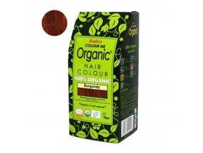 Radico Přírodní barva na vlasy BIO (100 g) - burgundská