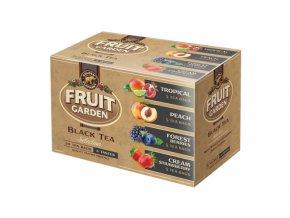 Čaj černý zahradní - Fruit Garden 20x2g