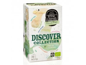 Royal Green sada čajů Discover Collection BIO 16 x 1,7 g