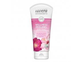 lavera Sprchový gel Wellness Feeling 200 ml