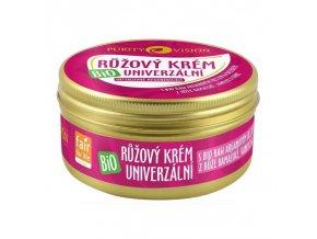 PURITY VISION Bio Růžový krém univerzální 70 ml