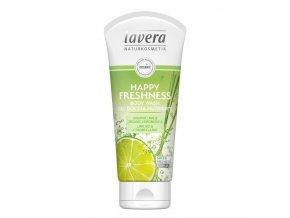 lavera Sprchový gel Happy Freshness 200 ml