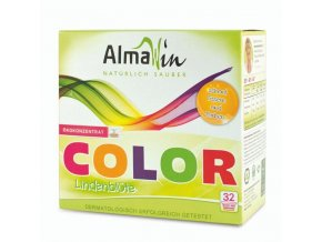 ALMAWIN Prášek na barevné a jemné prádlo 1 kg