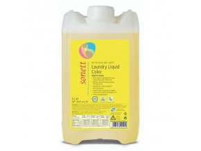 SONETT Prací gel na barevné prádlo 5 l