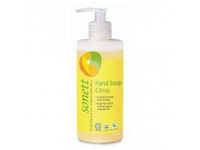 SONETT Tekuté mýdlo na ruce - Citrus 300 ml