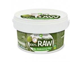 PURITY VISION RAW kokosový olej BIO 2,5 l