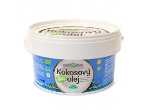 PURITY VISION Fair Trade Kokosový olej panenský BIO 2,5 l