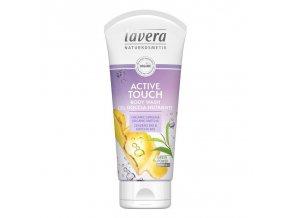 lavera Sprchový gel Active touch 200 ml