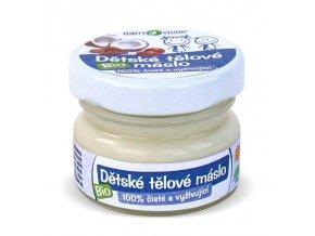 PURITY VISION Dětské tělové máslo 20 ml CZ