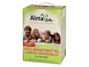 ALMAWIN Prášek na praní 4,6 kg