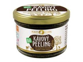 PURITY VISION Bio Kávový peeling 175 g