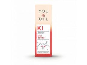 You & Oil KI Bioaktivní směs - Vlhký kašel (5 ml)