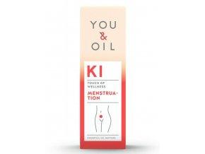 You & Oil KI Bioaktivní směs - Menstruace (5 ml)