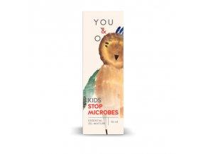 You & Oil KIDS Bioaktivní směs pro děti - Konec mikrobům (10 ml)