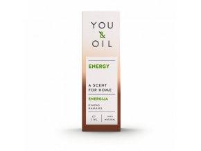 You & Oil Vůně do bytu - Energie (5 ml)